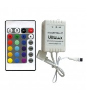 Controller IR per luci LED RGB