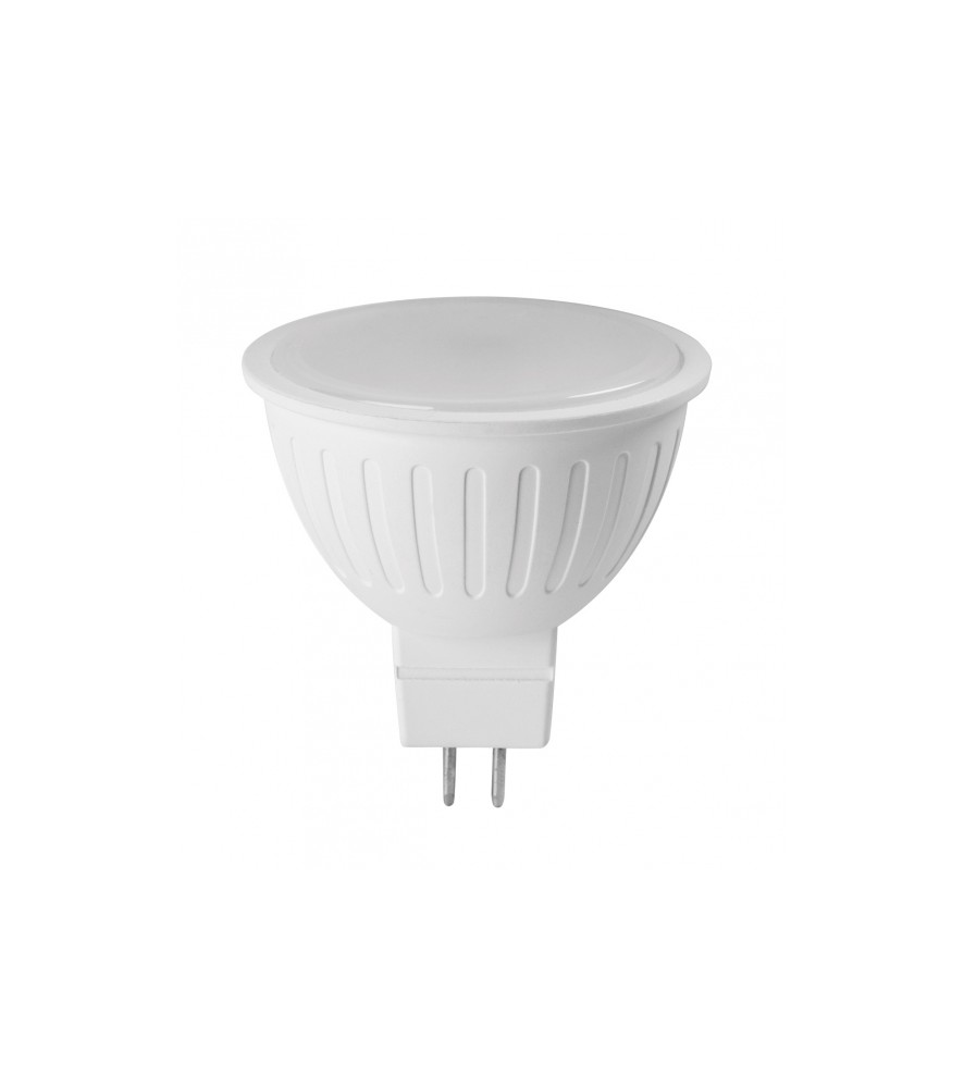 Faretto a LED 6W, MR16, 2700K, 12V DC, luce calda, SMD2835  - illuminazione Led  - arestore