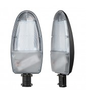 Lampione stradale a LED 100W, luce neutra, SMD 2835, IP65