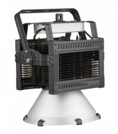 Luce industriale a LED 500W, luce fredda, 45°, IP65