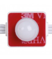 Modulo LED digitale, 5VDC, 0.3W, RGB, IC: WS2811, IP68