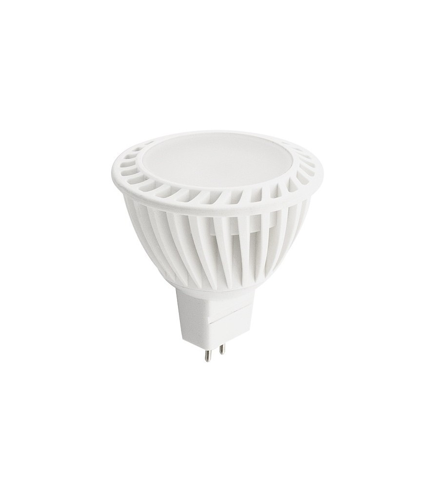 Faretto a LED dimmerabile 4W, MR16, 2700K, 12V AC / DC, luce calda, SMD2835  - illuminazione a Led  - arestore
