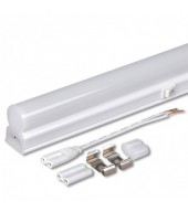 Plafoniera lineare a LED T5, 10W, 220-240V, luce neutra