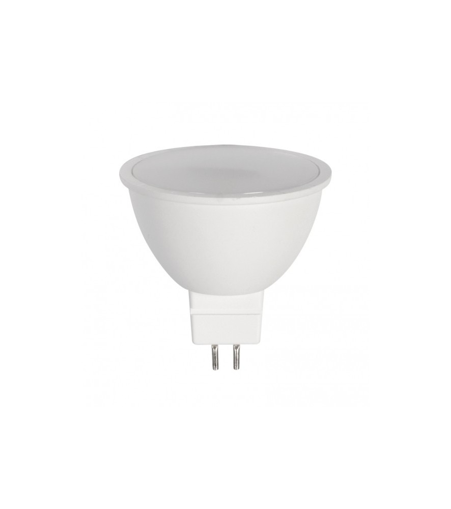 art. LN1216627 - Faretto LED 6W, MR16, 2700K, 12V DC, luce calda, SMD2835  - illuminazione Led  - arestore