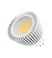 art. LC12MR16630 - Faretto LED 6W MR16 3000K, 12V AC/DC  - illuminazione Led  - arestore