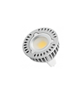art. LC12MR16545 - Faretto LED 5W MR16 4500K, 12V AC/DC  - illuminazione Led  - arestore