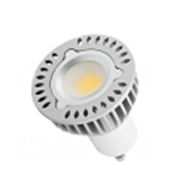 art. LC220GU10530 - Faretto LED 5W Gu10 3000K, 220V  - illuminazione a Led  - arestore