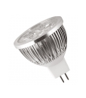 art. L12MR16442 - Faretto LED 4x1W MR16 12V 4200K  - illuminazione a Led  - arestore