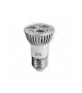 Faretto a LED 3х1W, E27, 4200K, 220V AC, luce neutra