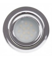 Faretto a LED da incasso 3W, luce neutra, IP44